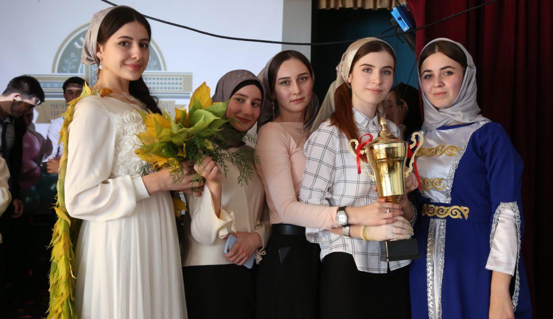 В ЧГПУ прошел ежегодный смотр-конкурс для первокурсников