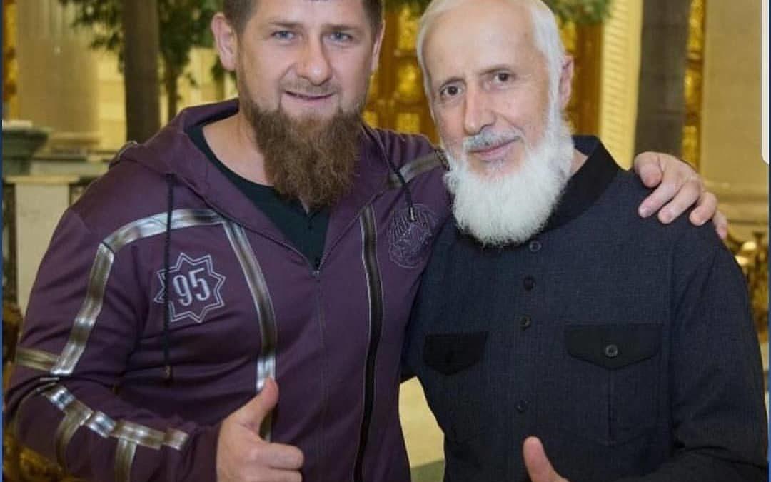 Поздравление пресс-секретаря Главы Чеченской Республики Альви Каримова с Днем рождения