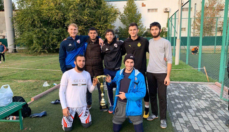 В ЧГПУ прошло первенство по мини-футболу среди юношеских команд университета