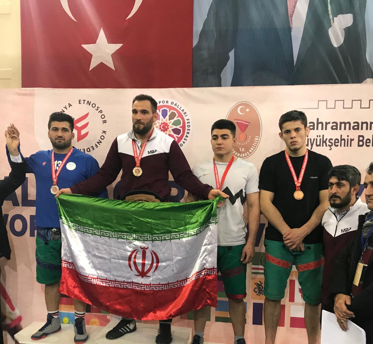 Студенты ЧГПУ стали призерами на Чемпионате мира по турецкой национальной борьбе