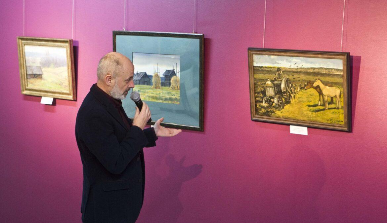 Персональная выставка картин «Нюансы»