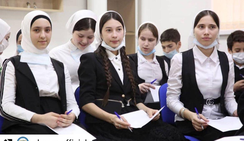Сегодня в Педагогической мастерской ЧГПУ прошел мастер-класс студентки 2 курса ИППД Медины Паршоевой – «Как запомнить и понять все».