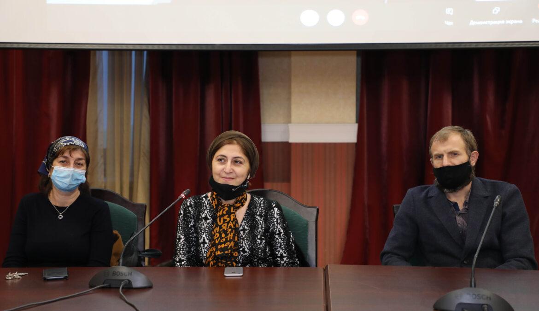 В ЧГПУ прошла онлайн-встреча с заведующим кафедрой международного права Алжирского государственного университета