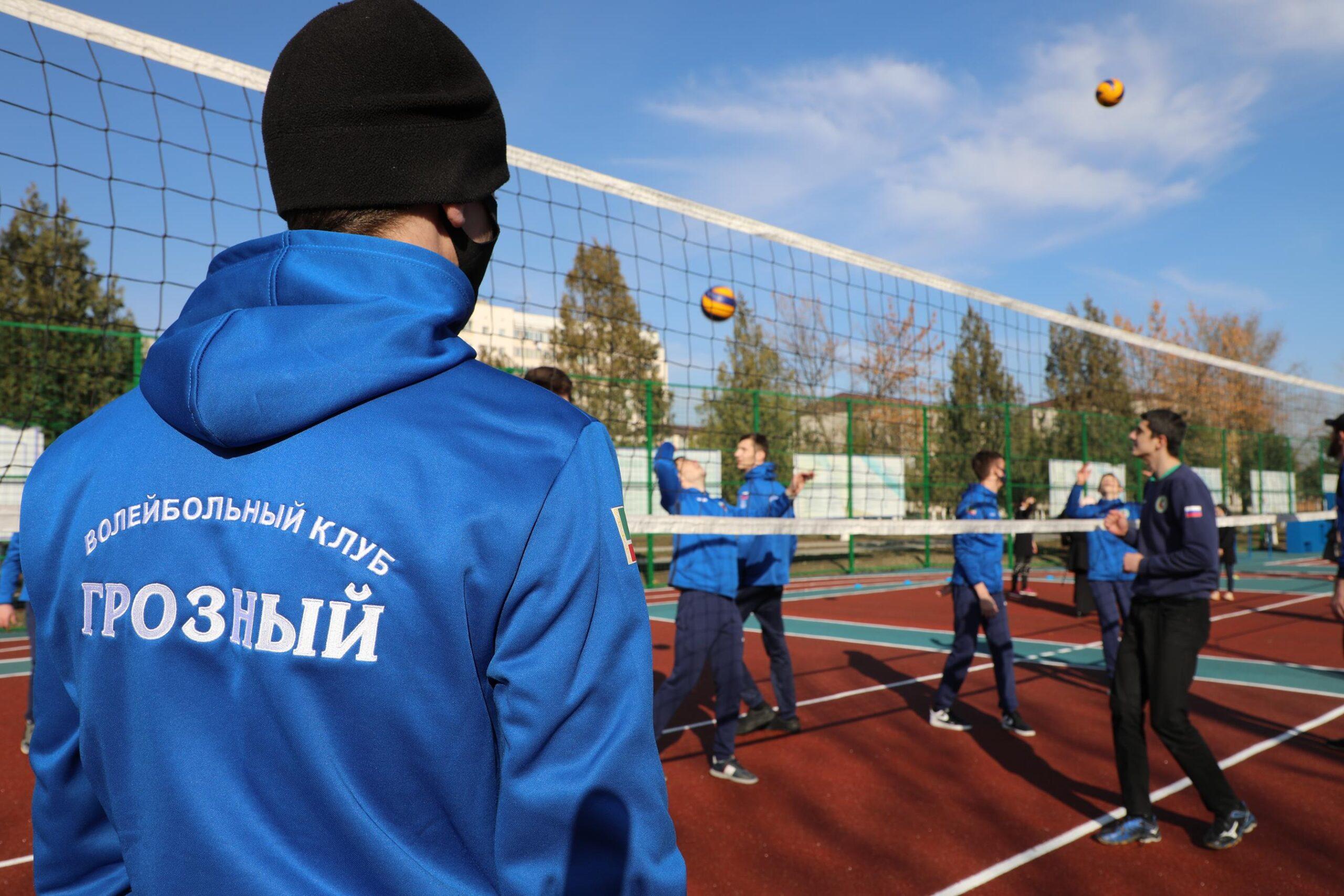 Состоялось торжественное открытие учебно-тренировочной базы ЧГПУ