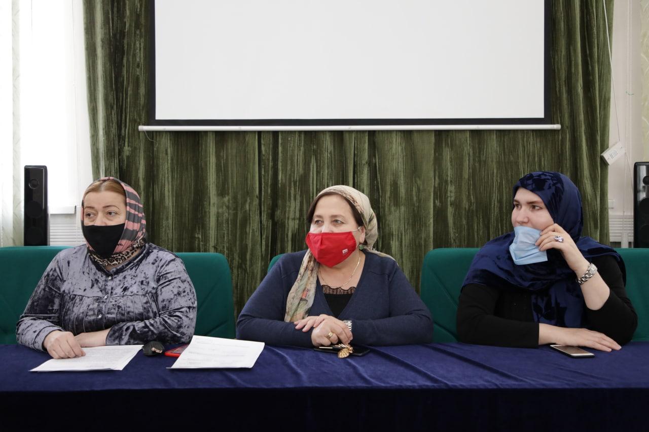 В ЧГПУ прошла встреча со студентами-выпускниками по вопросам трудоустройства