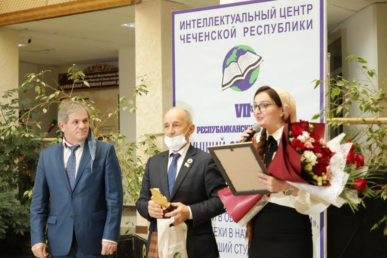 Студенты ЧГПУ стали лауреатами и номинантами VII-го Республиканского конкурса «Лучший студент года»