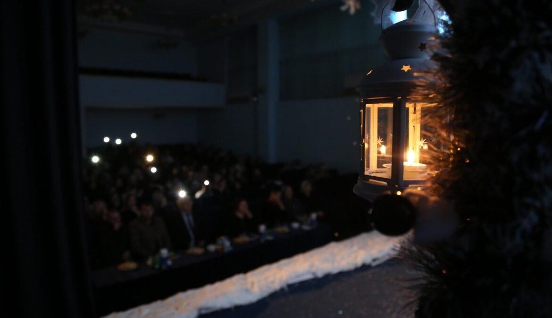 Вечер чеченской поэзии «Зимняя сказка»