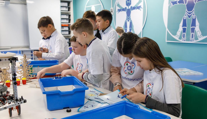 В следующем году на базе педвузов появятся педагогические «Кванториумы» для будущих учителей