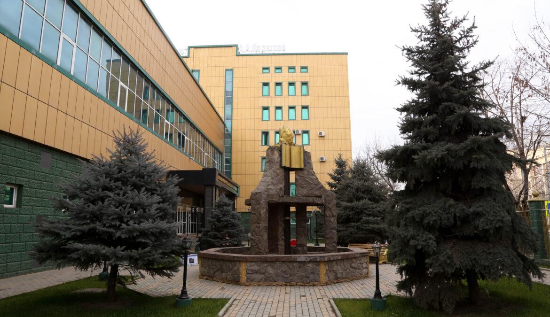 В ЧГПУ провели встречу со студентами проживающими в университетском общежитии
