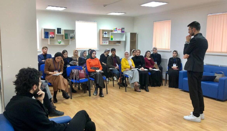 Сегодня в гостях у Педмастерской побывали участники конкурса «Лидеры в образовании».