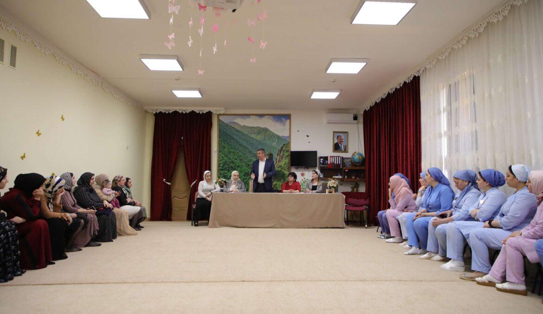 Представителями ЧГПУ была проведена выездная консультация для родителей воспитанников детского сада №22