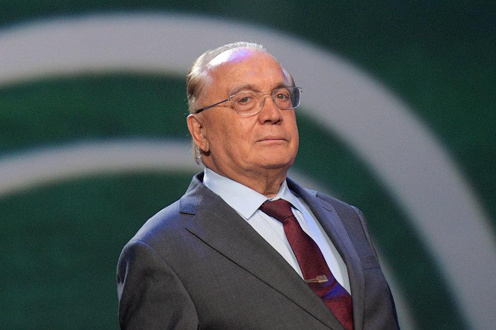 Поздравление с днем рождения ректора МГУ им. М.В. Ломоносова