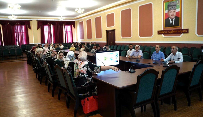 В ЧГПУ прошел круглый стол на тему «Климат и экология»