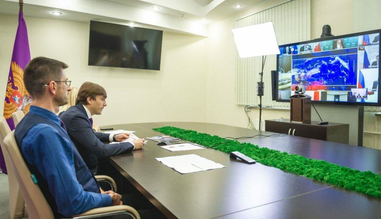 Руководитель педагогической мастерской ЧГПУ принял участие в заседании президиума Госсовета по образованию
