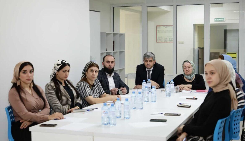 В ЧГПУ состоялся Ежегодный научно-методический семинар для учителей чеченского языка и литературы