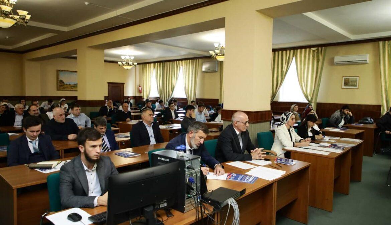 В ЧГПУ состоялась V Международная конференция «Актуальные проблемы совершенствования системы непрерывного физкультурного образования»