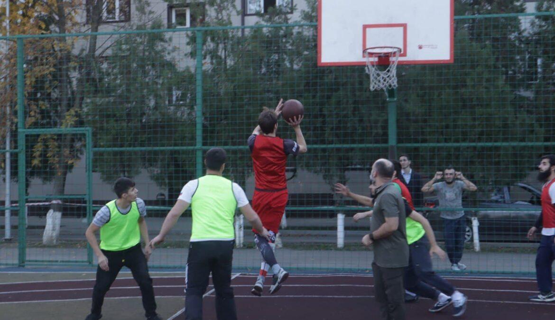 В ЧГПУ стартовал Кубок университета по стритболу
