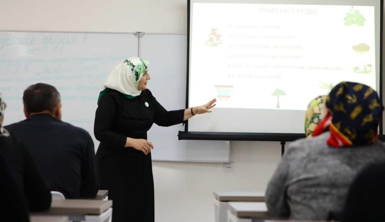В ЧГПУ состоялось официальное открытие Центра продуктивного образования «Эковерситет»